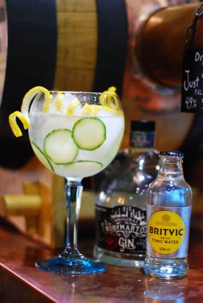 gin provning göteborg